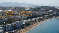 Diamond Beach II apartmany Alanya